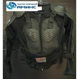 Защита тела для новичков PRO-BIKER 2016, цвет черный