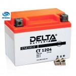 Мото аккумулятор Delta CT 1204