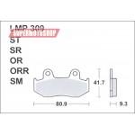 Колодки тормозные AP-LMP309 SM...