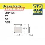 Колодки тормозные AP-LMP136, A...