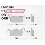 Колодки тормозные AP-LMP204 OR...