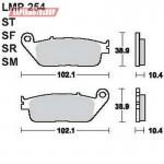 Колодки тормозные AP-LMP254 SF...