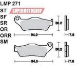 Колодки тормозные AP-LMP271 OR...