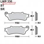 Колодки тормозные AP-LMP336 SR...