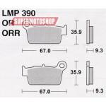Колодки тормозные AP-LMP390 OR...