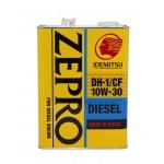 Масло 10W30 4Т CF/DH-1 ZEPRO, ...