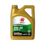 Масло 0W20 4T SN/GF-5, бенз., ...