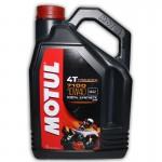 масло 10W40 4Т, синт., Motul 7...