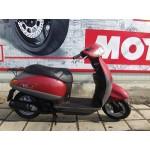 Honda Tact AF51 (T25) Красный