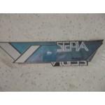 Наклейка, компл., Suzuki Sepia...