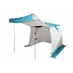 Палатка всесезонная, двухслойная, Призма Шетлерс 2