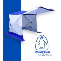 Палатка всесезонная, трехслойная, утепленная, Призма Шелтерс Термолайт