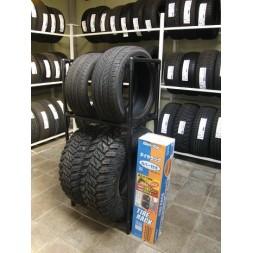 Стеллаж для хранения авто шин 16-18 размер